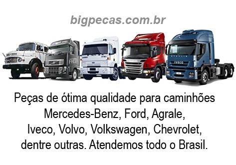 Peças para caminhões com ótima qualidade - (imagem meramente ilustrativa)
