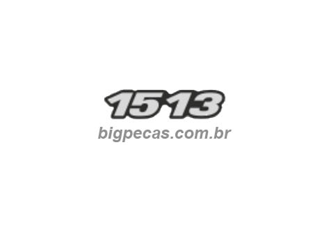 EMBLEMA RESINADO MB 1513