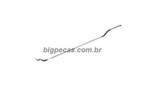 VARETA/HASTE (ESQUERDA) FECHADURA DA PORTA CARGO