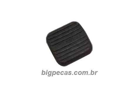 CAPA PEDAL DO FREIO E EMBREAGEM CARGO/F12000