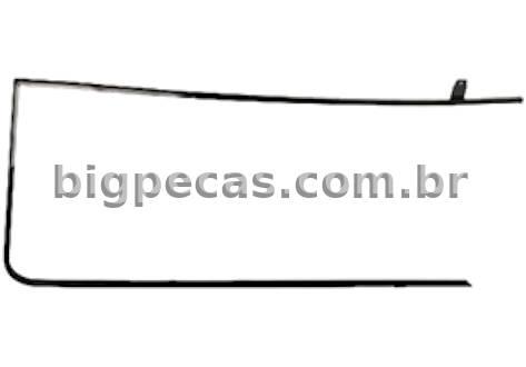 QUADRO PORTA ESQUERDA MB 708/608 (1985 EM DIANTE)