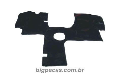 TAPETE VERNIZ PRETO MB 709/912 (2000 EM DIANTE)