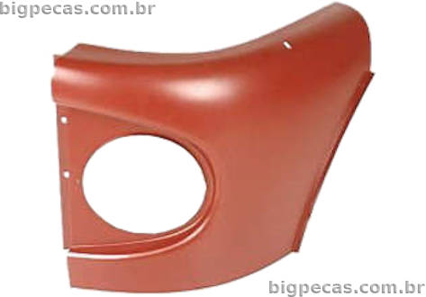 FRONTAL ESQUERDO MB 1113/2213 ANTIGO