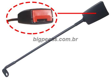 CINTO SEGURANÇA INFERIOR MB/ VW/ FORD
