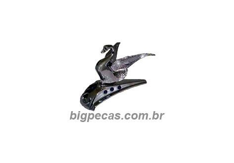 AGUIA ABS (POMBINHA CROMADA) MB/FORD