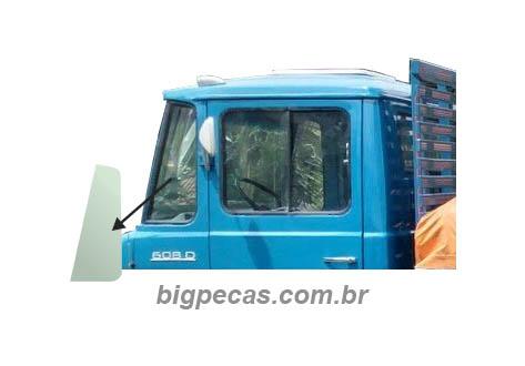 VIDRO QUEBRA-VENTO FIXO DIR/ESQ MB 608