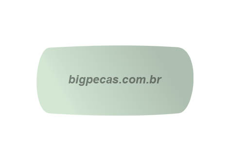 VIDRO VIGIA MB 709/ 1618/ 1620/ 1941