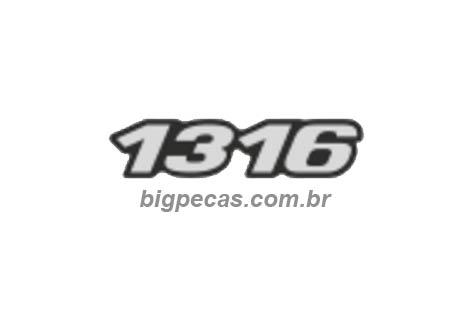 EMBLEMA RESINADO MB 1316