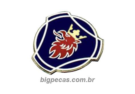 EMBLEMA DRAGAO DA GRADE SCANIA S4