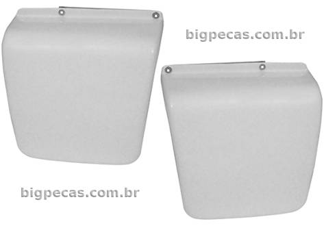 TAMPA DO ESTRIBO PARA 2 DEGRAUS FORD CARGO 1317 AO 5032
