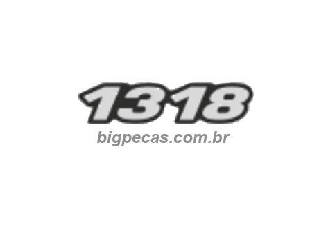 EMBLEMA RESINADO MB 1318