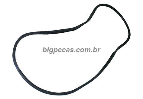BORRACHA PARABRISA MB (1998 EM DIANTE)/ CARA CHATA/ M96EL/ 1620
