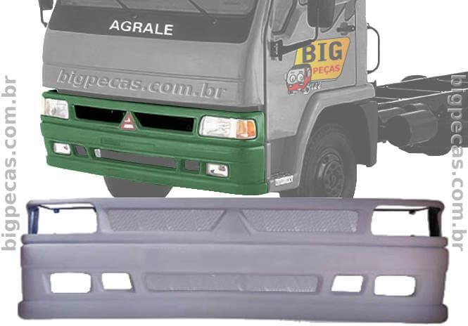 PARACHOQUE DIANTEIRO (MODELO GOL) AGRALE 8500 2002 - (imagem meramente ilustrativa)