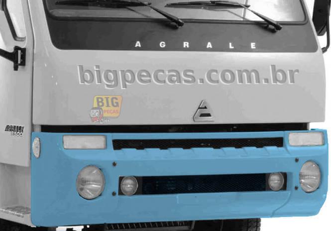 PARACHOQUE DIANTEIRO AGRALE 8500 (MODELO NOVO) - (imagem meramente ilustrativa)