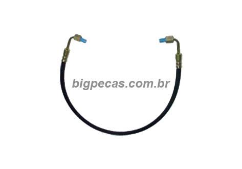 MANGUEIRA BASCULAR CABINE 0,74MT SCANIA R124