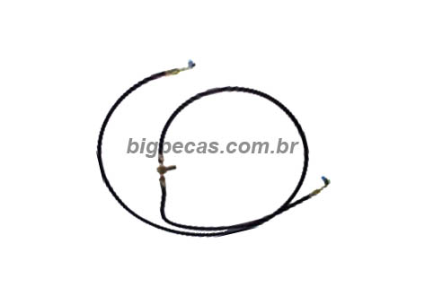 MANGUEIRA BASCULAR CABINE 1,49MT SCANIA R124