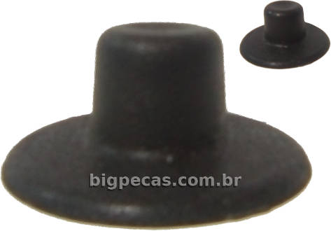 BOTÃO MAIOR TRAVA PORTA SCANIA 113