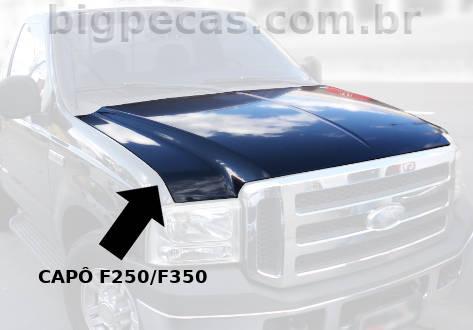 CAPÔ FORD F250/ F350