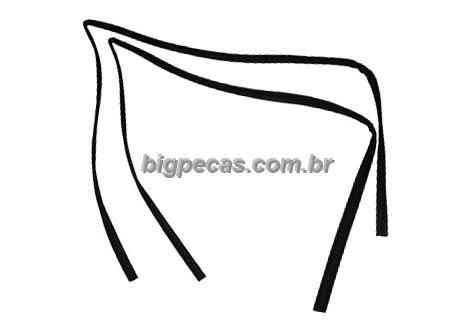 CANALETA DIANTEIRA S/PESTANA S10/BLAZER
