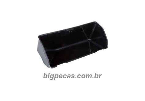 CAIXA PORTA-LUVAS MB 1113/1518/AGL CARA PRETA