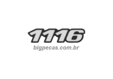 EMBLEMA RESINADO MB 1116