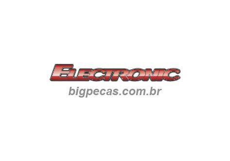 EMBLEMA RESINADO ELETRONIC MB