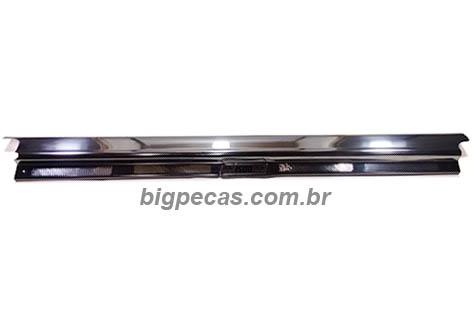 ESTRIBO EM INOX FUSCA 1200/ 1300/ 1500