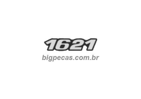 EMBLEMA RESINADO MB 1621