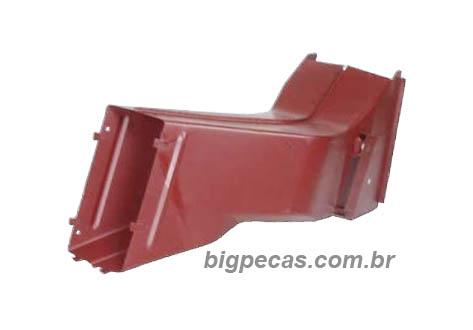CANAL DO AR CABINE ALTA MB 1113/ 1518/ AGL