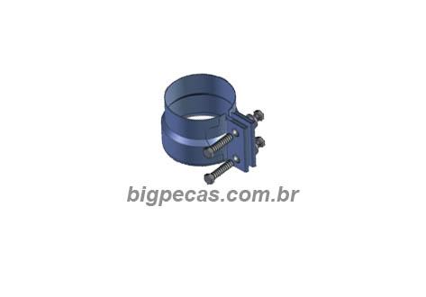 ABRACADEIRA GALVANIZADA 3.1/2 POL. MB/FORD/VW