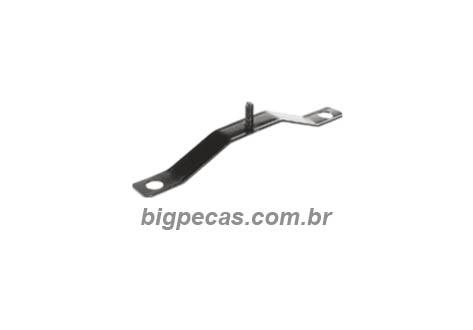 SUPORTE CALOTA DIANTEIRA 10 FUROS FORD CARGO E MB 1313/1418/1618