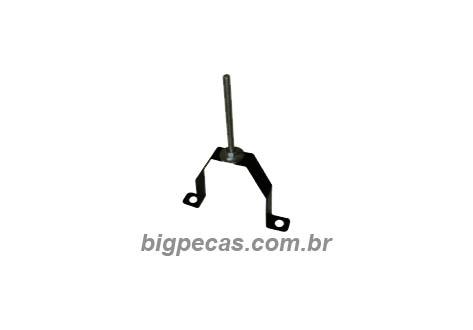 SUPORTE CALOTA TRASEIRA MB 1113/ FORD F4000/ VW 7.90