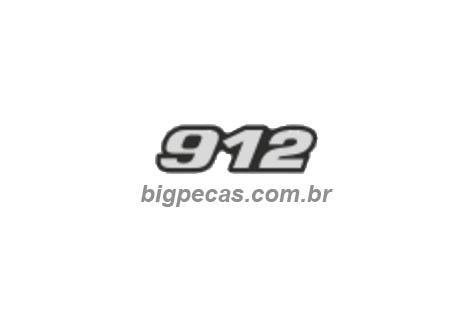 EMBLEMA RESINADO MB 912