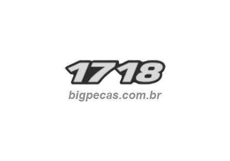 EMBLEMA RESINADO MB 1718