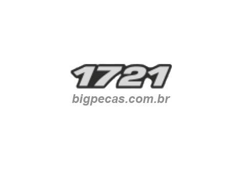 EMBLEMA RESINADO MB 1721
