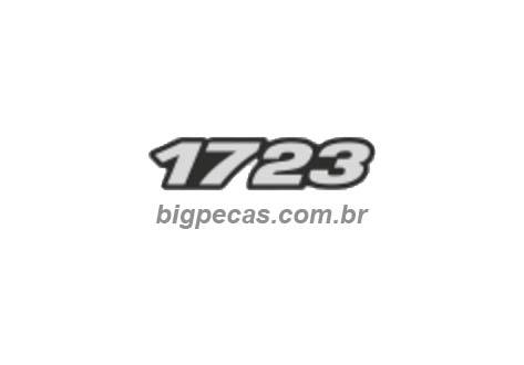 EMBLEMA RESINADO MB 1723