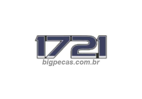 EMBLEMA 1721 FORD CARGO