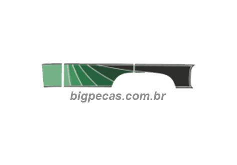 FAIXA VERDE MB 608