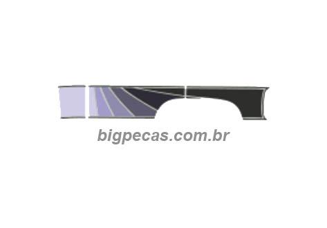FAIXA LILAS MB 608