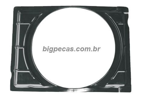 DEFLETOR DO RADIADOR CARGO 2422E/2478E