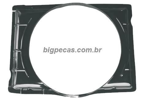 DEFLETOR RADIADOR CARGO 4432E