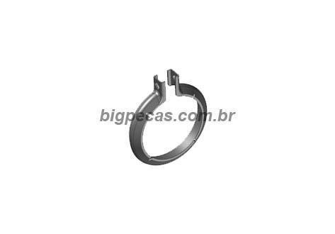 ABRACADEIRA INOX 3 POL. MB ACELLO/SPRINTER