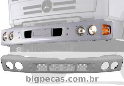 PARACHOQUE DIANTEIRO FRONTAL MB 712/914C/1215