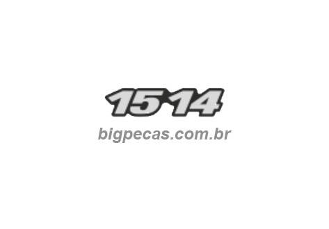 EMBLEMA RESINADO MB 1514