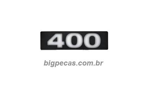 EMBLEMA 400 DA GRADE SCANIA T/R
