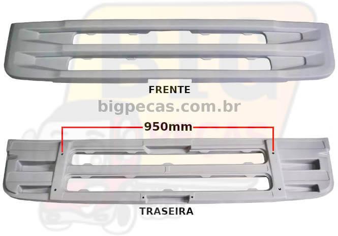 GRADE INFERIOR MODELO MENOR SCANIA S6 (ATÉ 2011)