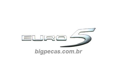EMBLEMA EURO 5 VOLVO FH (2010 EM DIANTE)