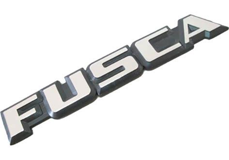 EMBLEMA VW FUSCA