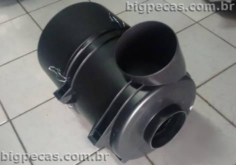 CAIXA FILTRO DE AR VOLVO VM 260/310 - (imagem meramente ilustrativa)