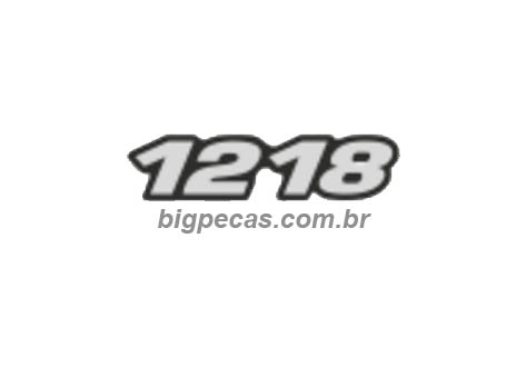 EMBLEMA RESINADO MB 1218